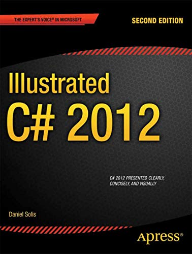 9781430242789: Illustrated C# 2012 (Expert's Voice in .NET)