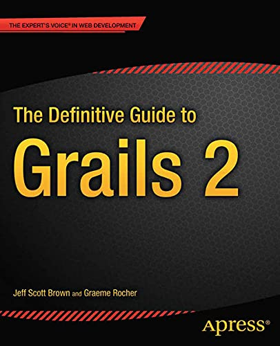 9781430243786: The Definitive Guide to Grails 2