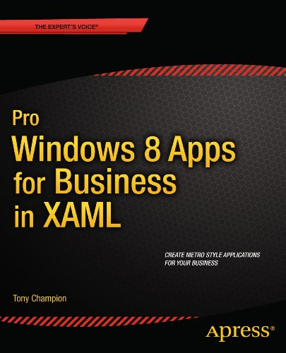 9781430243984: Pro Windows 8 Apps for Business in XAML