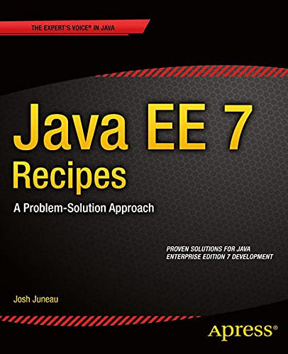 9781430244264: Java Ee 7 Recipes: A Problem-Solution Approach