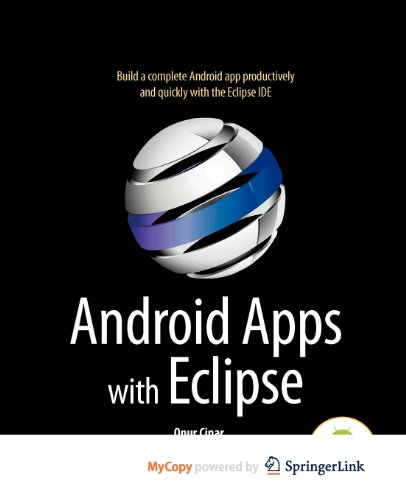 9781430244363: Android Apps with Eclipse