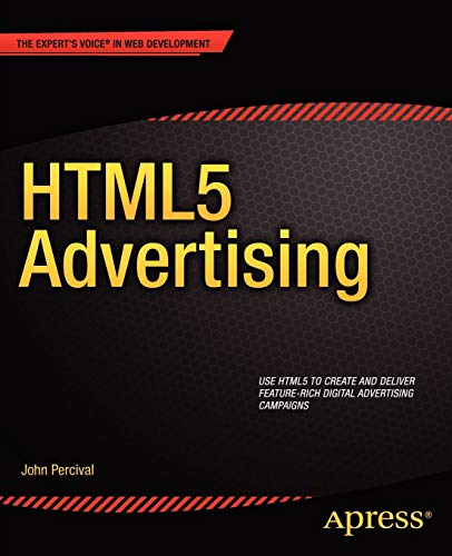 9781430246022: HTML5 Advertising (Expert's Voice in Web Development)