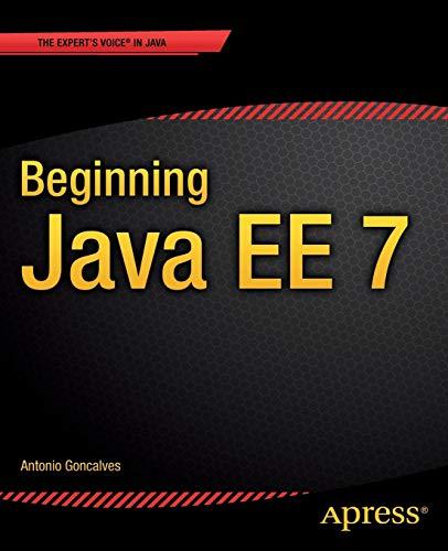 9781430246268: Beginning Java EE 7 (Beginning Apress)