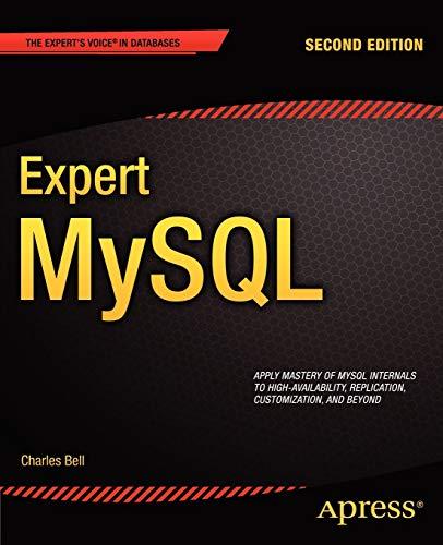 9781430246596: Expert MySQL (Expert Apress)