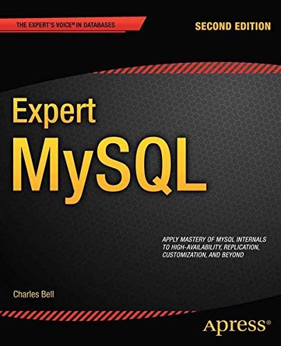 9781430246602: Expert MySQL (Expert's Voice in Databases)