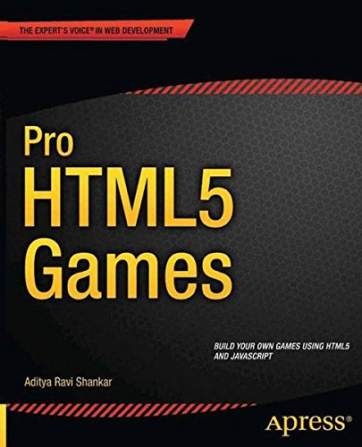 9781430247111: Pro Html5 Games