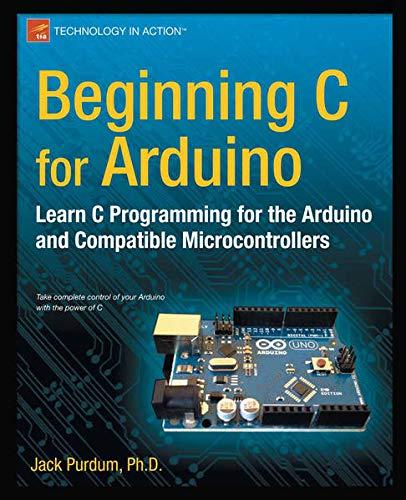 9781430247777: Beginning C for Arduino