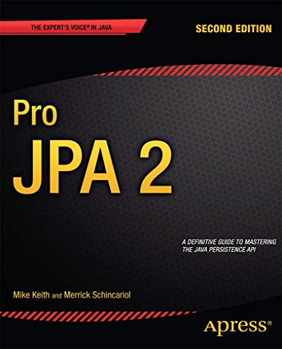 9781430249269: Pro JPA 2 (Expert's Voice in Java)
