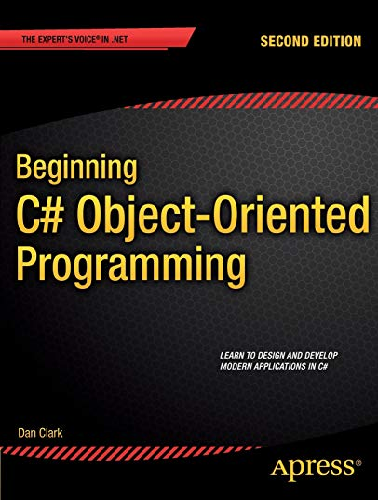 9781430249351: Beginning C# Object-Oriented Programming (Expert's Voice in .NET)