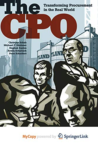 9781430249641: The CPO: Transforming Procurement in the Real World