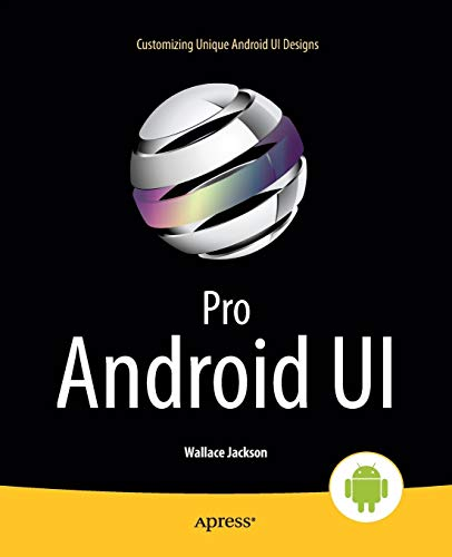 9781430249863: Pro Android UI