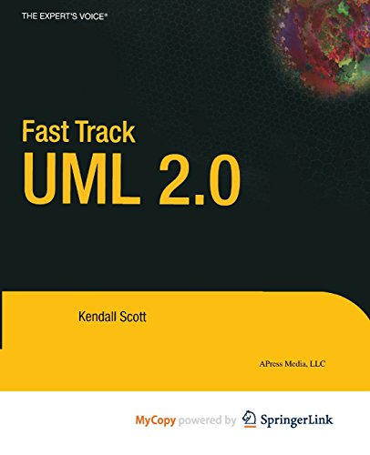 9781430254157: Fast Track UML 2.0