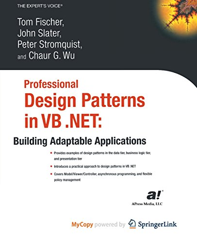 9781430254676: Professional Design Patterns in VB .NET: Building Adaptable Applications
