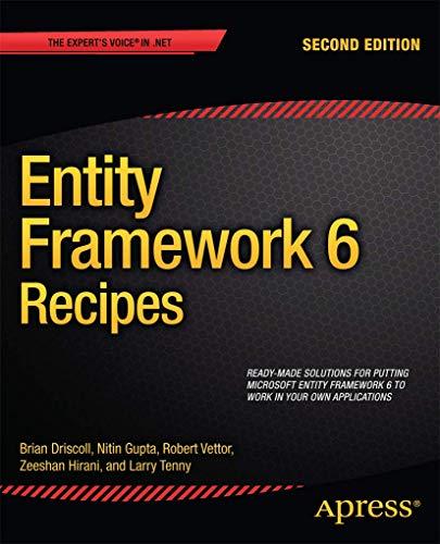 9781430257882: Entity Framework 6 Recipes: Second Edition