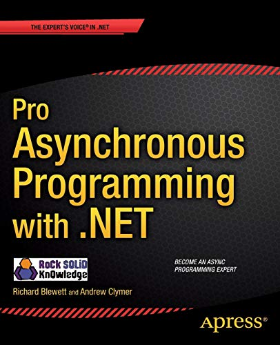 9781430259206: Pro Asynchronous Programming with .NET