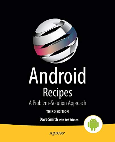 9781430263227: Android Recipes: A Problem-Solution Approach (Recipes Apress)