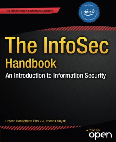 9781430263821: The InfoSec Handbook: An Introduction to Information Security