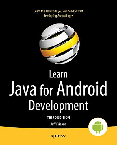9781430264545: Learn Java for Android Development: Java 8 and Android 5 Edition
