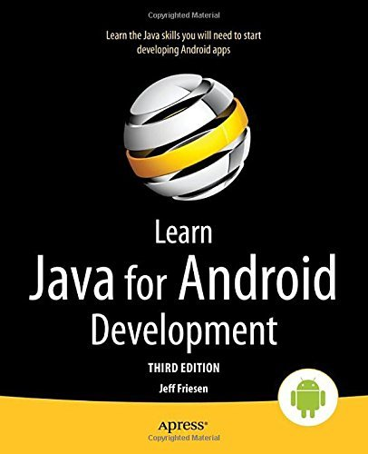 9781430264569: Learn Java for Android Development: Java 8 and Android 5 Edition