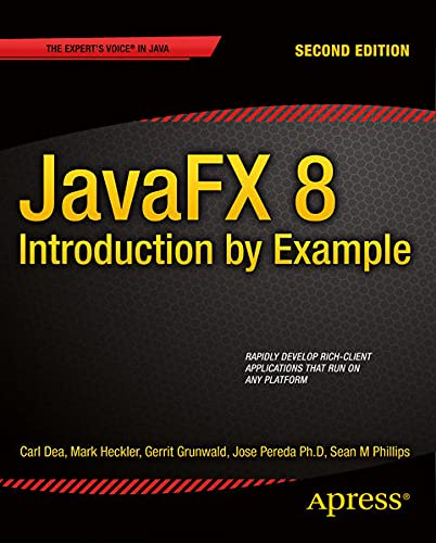 9781430264613: Javafx 8: Introduction by Example