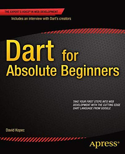 9781430264828: Dart for Absolute Beginners