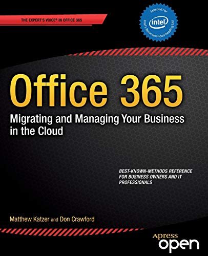 9781430265269: Office 365: Migrating and Managing Your Business in the Cloud