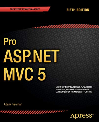 Pro Asp.net Mvc 5 (experts Voice in Asp.net)