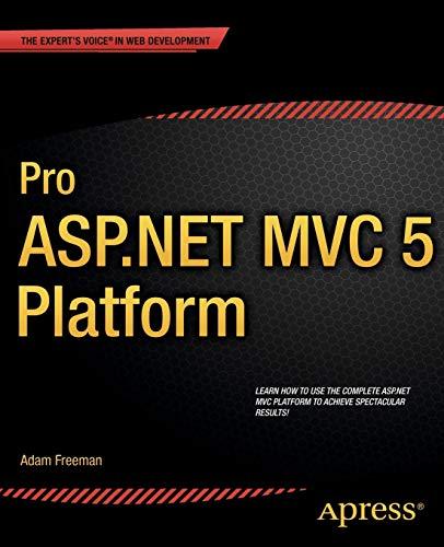 9781430265412: Pro ASP.NET MVC 5 Platform
