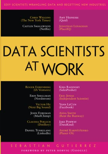 9781430265986: Data Scientists at Work