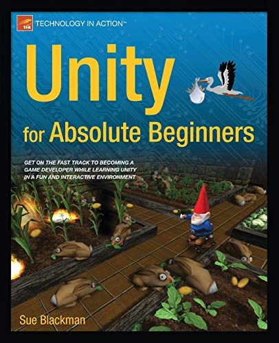 Unity for Absolute Beginners (Paperback)