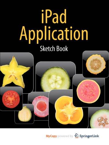 9781430272885: iPad Application Sketch Book