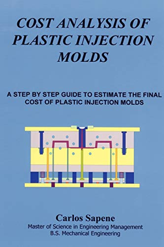 9781430302957: COST ANALYSIS OF PLASTIC INJECTION MOLDS