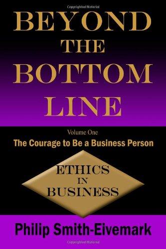 Beyond the Bottom Line: Smith-Eivemark, Philip