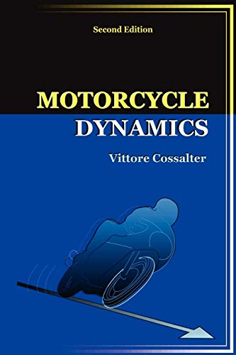 9781430308614: Motorcycle Dynamics