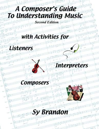 9781430308980: A Composer'S Guide To Understanding Music