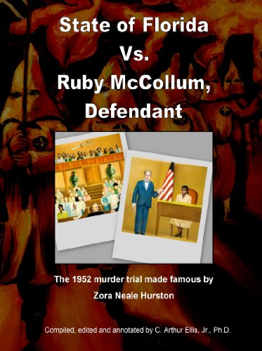 State of Florida Vs. Ruby McCollum, Defendant: Ellis, Jr. Ph.D. C. Arthur