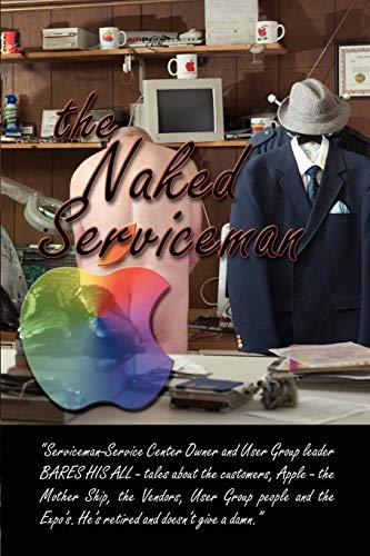 9781430317852: the Naked Serviceman