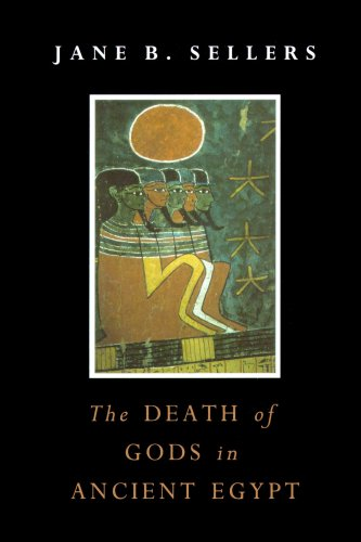 9781430317906: The Death of Gods in Ancient Egypt