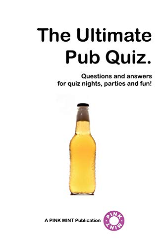 9781430319887: The Ultimate Pub Quiz Book