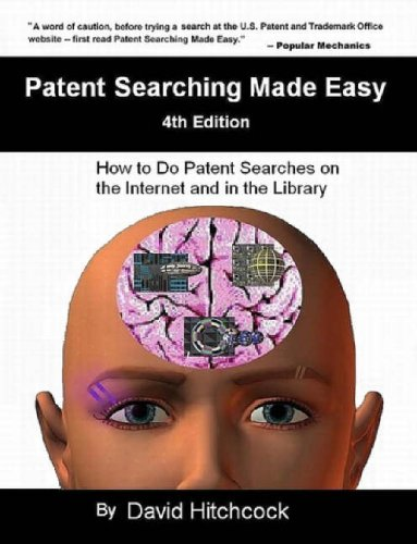 9781430326403: Patent Searching Made Easy - 4th Edition