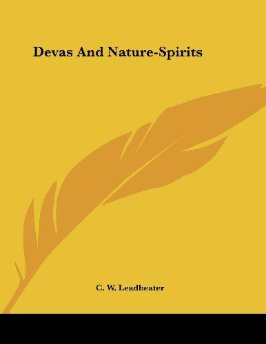 9781430405528: Devas And Nature-Spirits