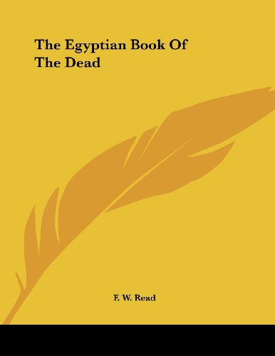9781430419501: The Egyptian Book Of The Dead