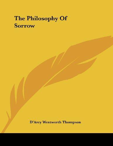 9781430428299: The Philosophy Of Sorrow