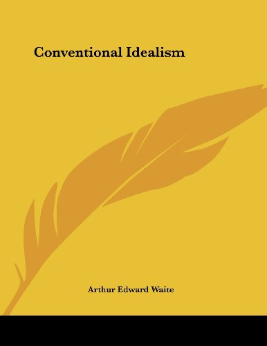 9781430432371: Conventional Idealism