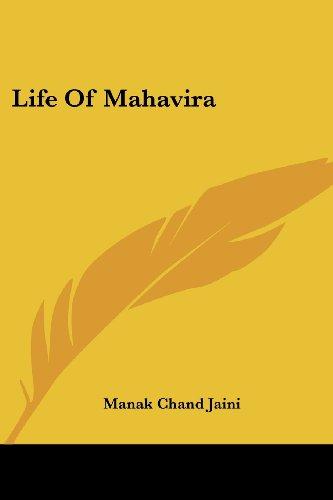 9781430444251: Life Of Mahavira