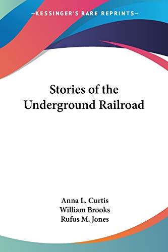 9781430453529: Stories of the Underground Railroad