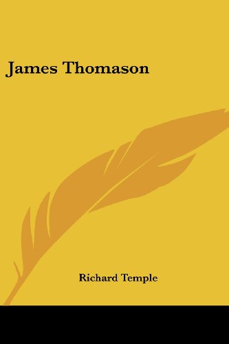 9781430476764: James Thomason
