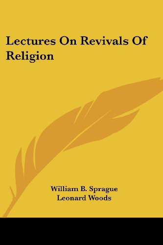 9781430482529: Lectures On Revivals Of Religion
