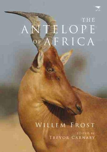 9781431406081: The Antelope of Africa