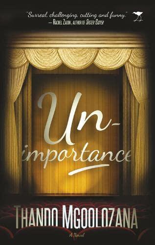 9781431409525: Unimportance